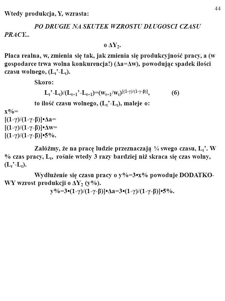 y%=3•(1-γ)/(1-γ-β)]•Δa=3•(1-γ)/(1-γ-β)]•5%.